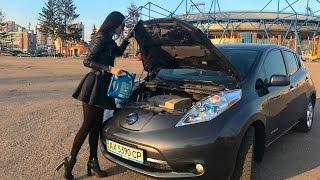 Вся правда про электромобиль.. ORJEUNESSE.