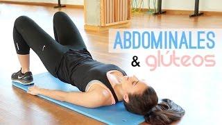 Abdominales y gluteos