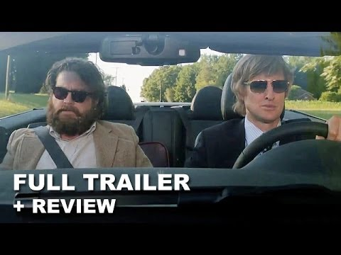 Are You Here Official Trailer + Trailer Review - Zach Galifianakis, Owen Wilson : Beyond The Trailer