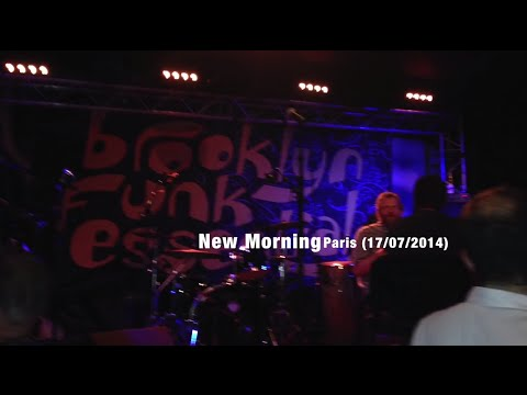 Brooklyn Funk Essentials - Live @ New Morning , Paris (17/07/2014)