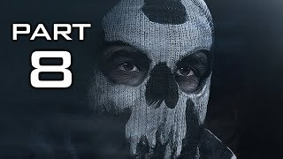 Call Of Duty Ghosts Gameplay Walkthrough Part 8 Campaign