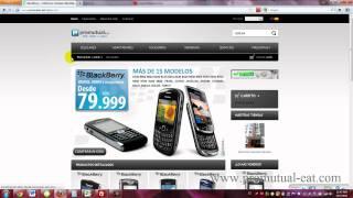 Como Abrir Bandas Blackberry 8520 Y Otras (Obtener MEP De