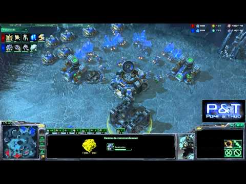 (HD255) Tod vs Fenix - TvP - Starcraft 2 Replay [FR]