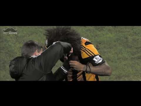 Tom Huddlestone haircut vs Fulham