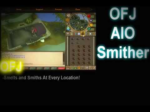 OFJ 10 New Runescape Bot New Years Special Undetected Flawless Free March 2013 by OFJ TeaM Linked!