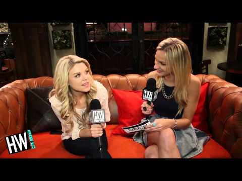 Bailey Buntain Talks 'Baby Daddy' Appearance & Plays Silly Game!