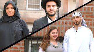 MUSLIM/JEWISH MARRIAGE EXPERIMENT