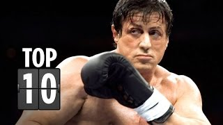 Top Ten Sylvester Stallone Quotes Movie Countdown HD