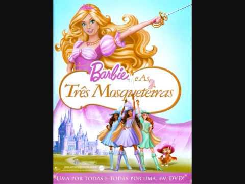 Barbie em As três mosqueteiras