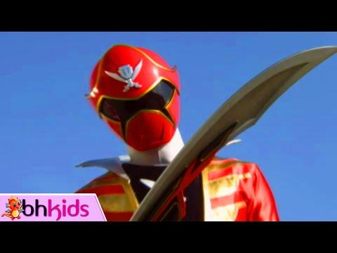 Phim Siêu Nhân Hải Tặc Gokaigers - Tập 9 : Đảo Trên Không