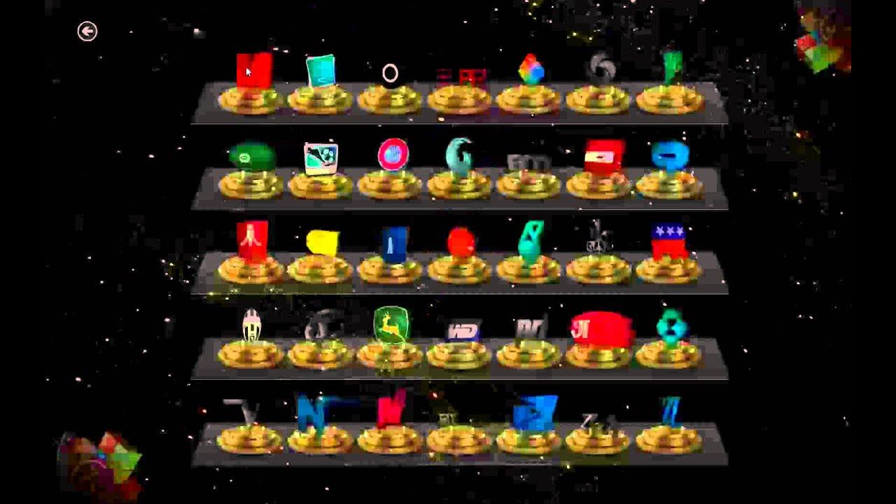 3D Logo Quiz Level 5 - YouTube Gaming Logo Quiz 2 Level 6