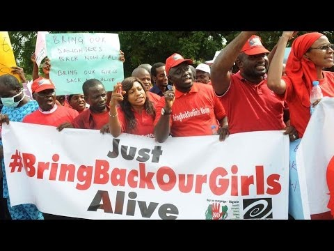 Obama: We'll Do Everything To Find Nigeria Girls