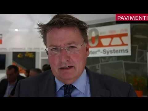 CERSAIE: intervista a Georg Peter Schlangen di SCHLUTER SYSTEMS