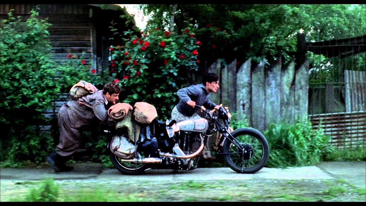 a personal review of the movie the motorcycle diaries And walter salles' movie the motorcycle diaries will now take its place at the  heart of this cult  the film follows the young che and his friend alberto granado  on a vagabond tour of  and a sad and personal heap of papers.