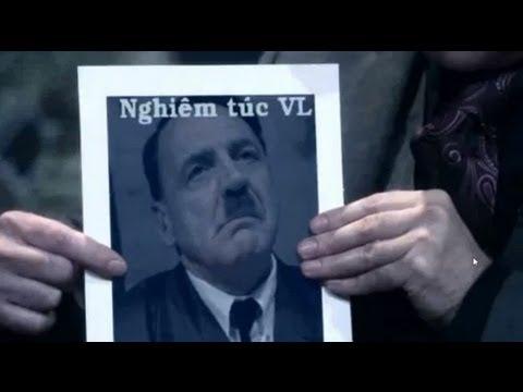 Hitler nghiêm túc trước chiêu trò của Bà Tưng