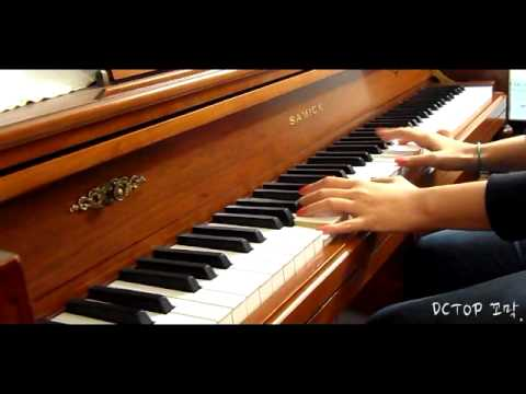 2012 BIGBANG COVER - BAD BOY (Piano Cover)