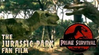 Jurassic Park: Prime Survival FULL MOVIE