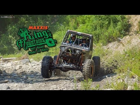 Ultra4 - 2014 King of the Mountains Italy Trailer