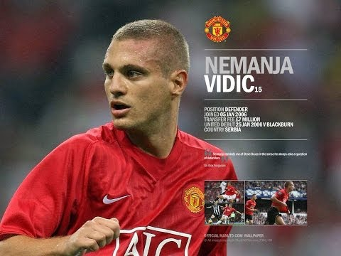 Nemanja Vidic A True Legend