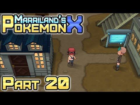 Pokémon X, Part 20: Ambrette Town!