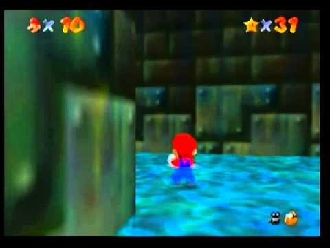 SM64: (Castle Secret Stars) Catch Mips the Bunny