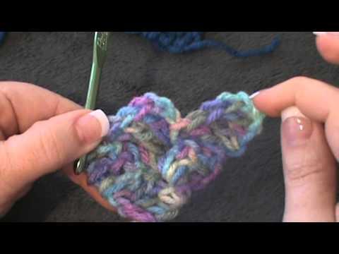 Crocheting C2c : C2C- Corner to Corner Crochet - YouTube