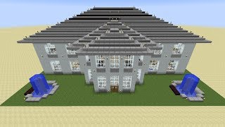 Invisible Mansion -- Minecraft Prototype