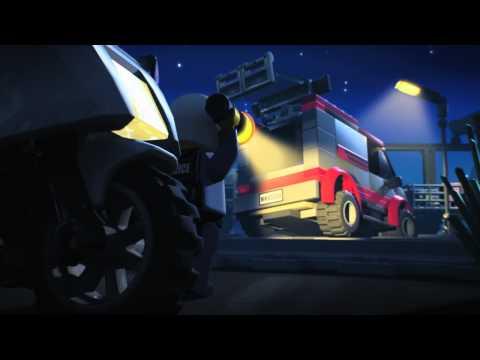 Lego City - Nočná zmena