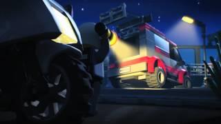 Lego City - Noční smněna