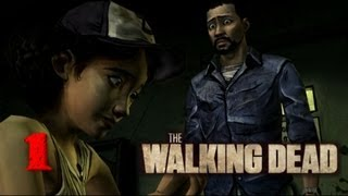 The Walking Dead The Game Episode 1: A New Day Full Evil