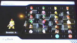 mario kart wii how to get a star