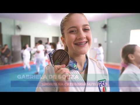 Alunos de Araquari conquistam 14 medalhas no Campeonato Brasileiro Interclubes de Karatê