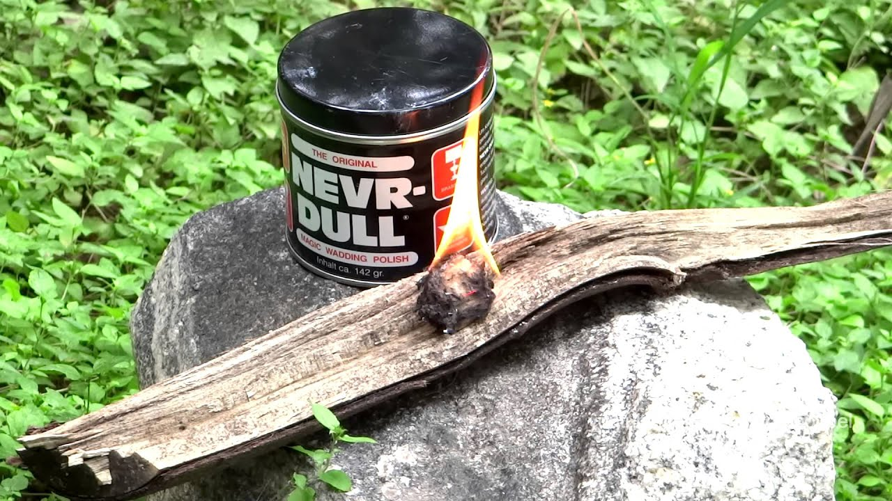 how to use nevr dull