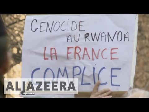 Kagame accuses France over Rwanda genocide