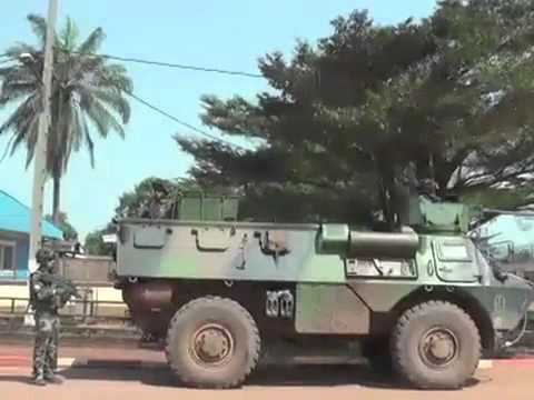 French Troops Begin Patrols in Central African Republic