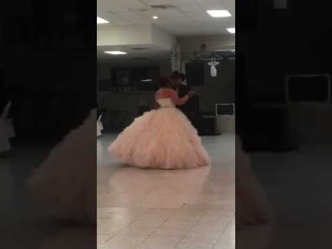 Alexia's Sweet 16 Stepfather/daughter dance