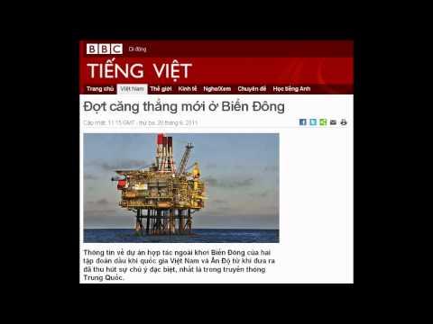 20-09-2011 - BBC Vietnamese - Đợt căng thẳng mới ở Biển Đông