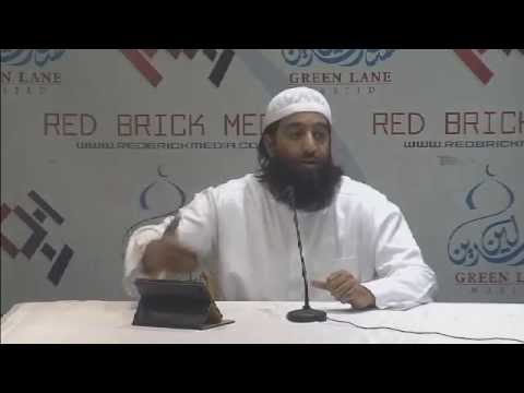 The Battle Against Obesity - Ustadh Aqeel Mahmood