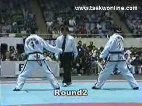 taekwondo itf korea del norte