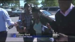 Chicago Police Taser Pregnant Woman
