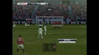 Como Hacer Chilena En PES 2013 O 2014 PC O PS3 Muy Fácil