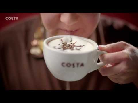 Costa Coffee Hot Belgian Chocolate