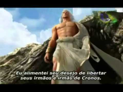 God of war  ( Cuoc chien giua cac vi than ) Part 1