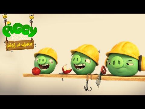 Piggy Tales: Prasatá v práci - Pauza na obed