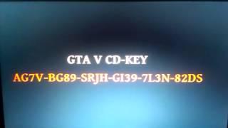 GTA V CD KEY No Surveys !!!