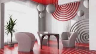 2010 Modern Living Room Designs