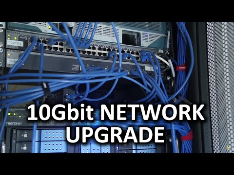 10 Gigabit Networking - I wanna go fast. Really, really fast.