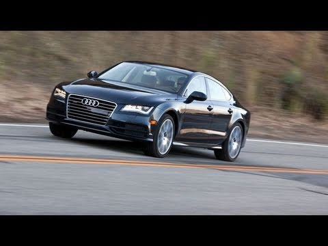 2012 Audi A7 3.0 TFSI Quattro Full Test Video - Inside Line
