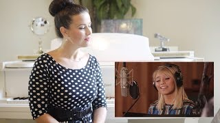 Vocal Coach Reacts to Voctave Disney Love Medley feat. Kirstin Maldonado & Jeremy Michael Lewis