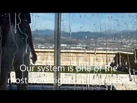 Sistem de inchidere cu geamuri mobile - Etanseitate (partea I)
